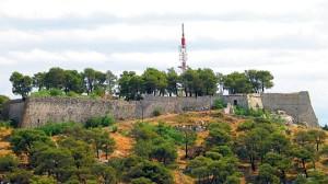 St. John's fortress in Sibenik