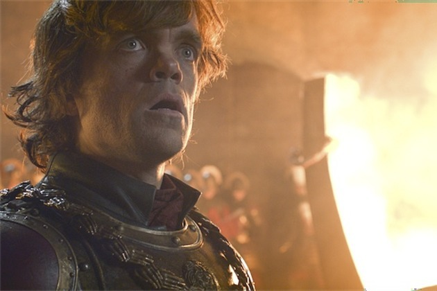 "Tyrion in ""Blackwater"""