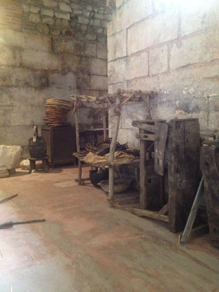 Game of Thrones season 5 set at Diocletian's Palace