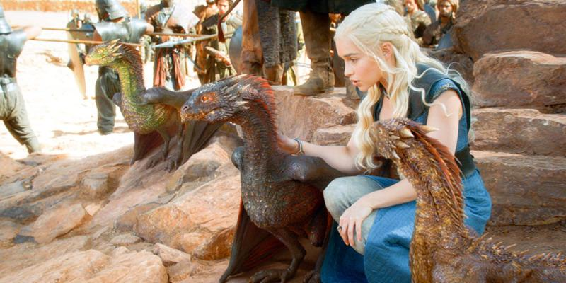 dany dragons