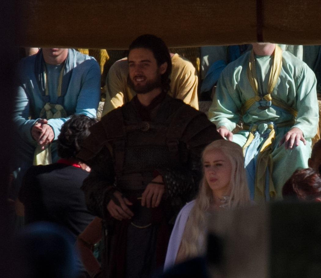 EXCLUSIVE: 'Game of Thrones' Filming