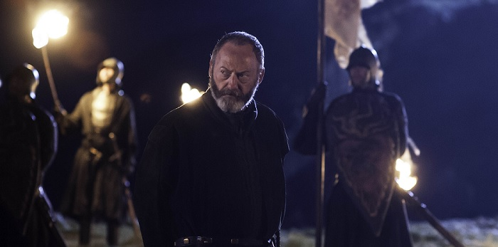 Davos' grieving wife Marya likely won't make it to the screen in Season 8.