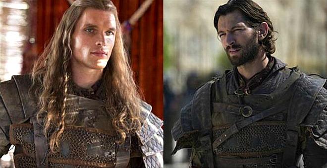 A tale of two Daarios