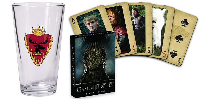 Stannis Pint and Cards