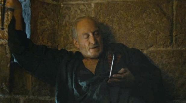 Tywin shot