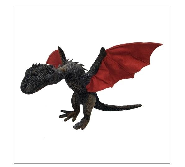 Drogon plush