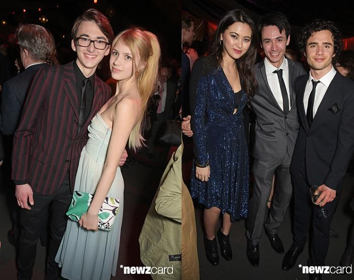Isaac Nell Jessica Guest Toby