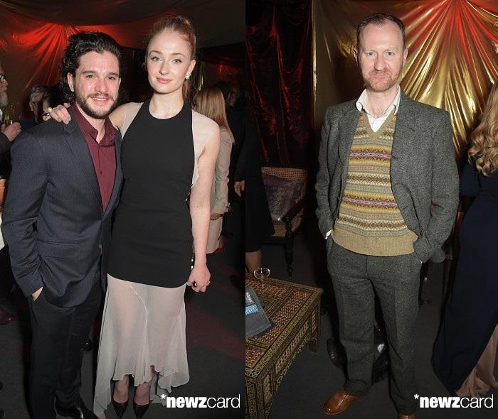 Kit and Sophie and Mark