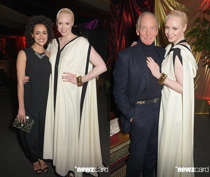 Nathalie and Gwendoline and Charles