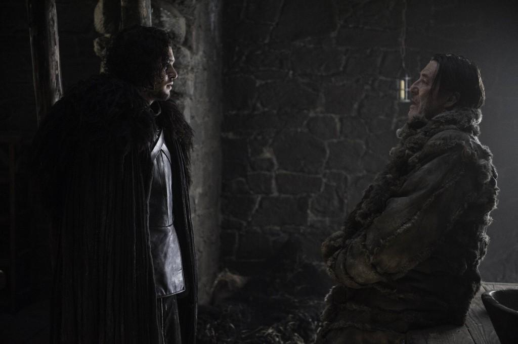 Jon and Mance