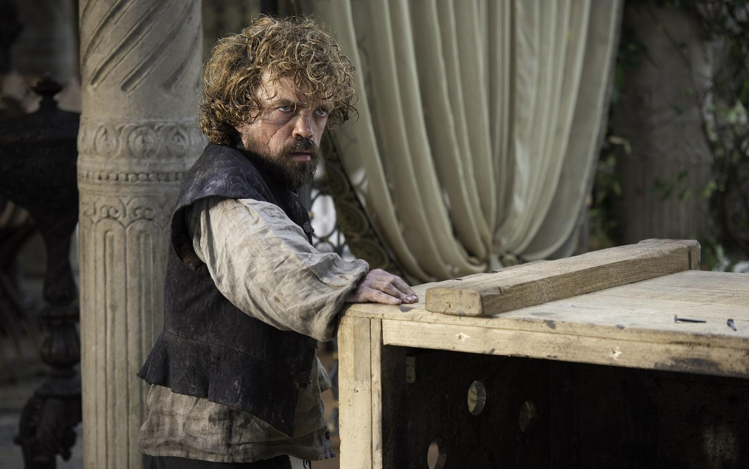 Tyrion Lannister in episode 501