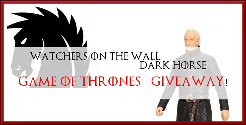 Tywin Lannister Dark Horse giveaway