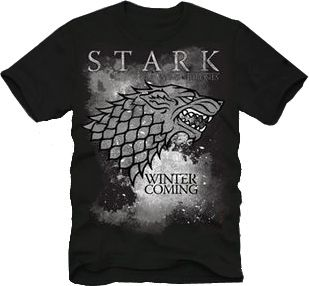 Win a pair of game of thrones t shirts from tv store online for Throne of games shirt