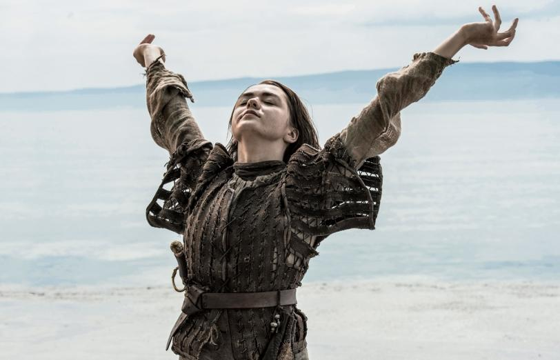 Although she'll miss it, Maisie Williams (Arya Stark) is looking forward to the day when she can say goodbye to 'Game of Thrones' and focus on other work.