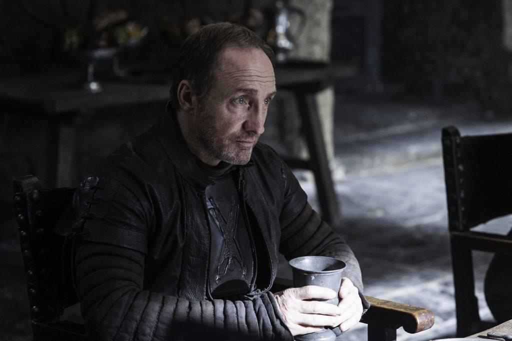 Roose Bolton in Kill the Boy