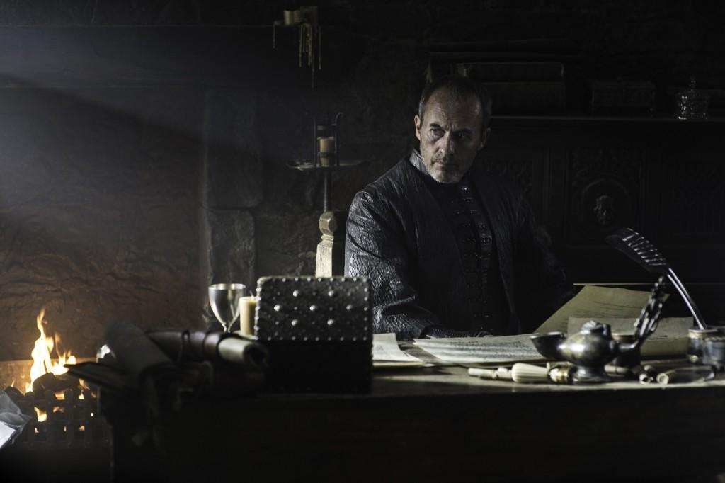 Stannis in episode 504