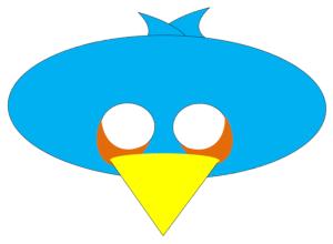 mascara-angry-birds-azul