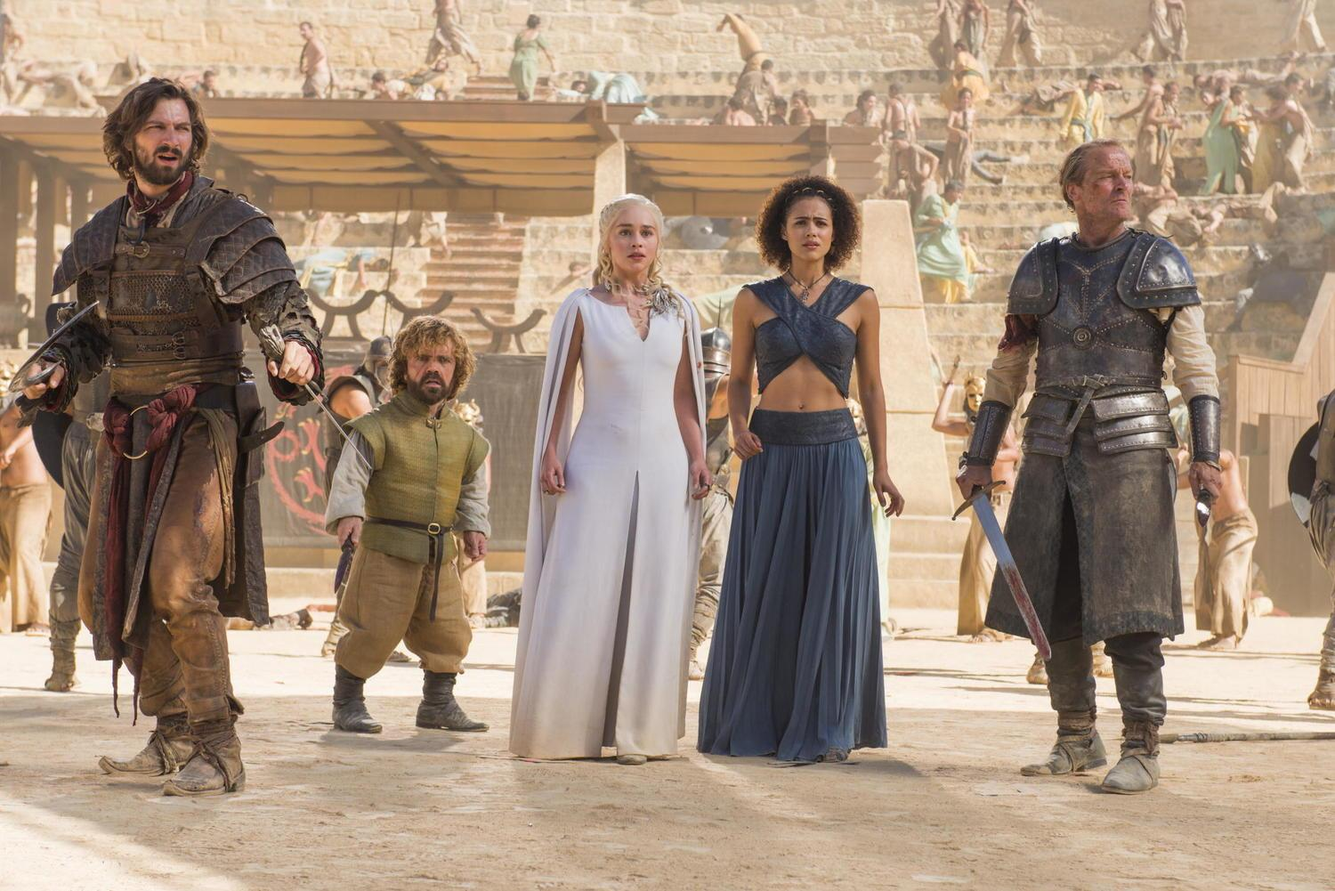 Game of Thrones Season 5 Episode 9 – The Dance of Dragons