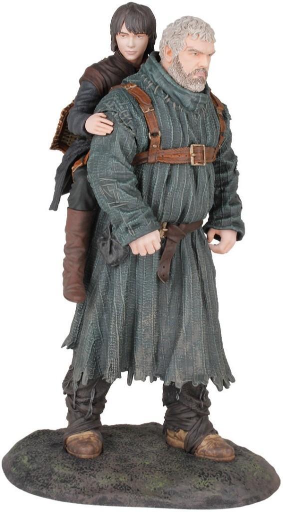 Hodor and Bran Dark Horse figure