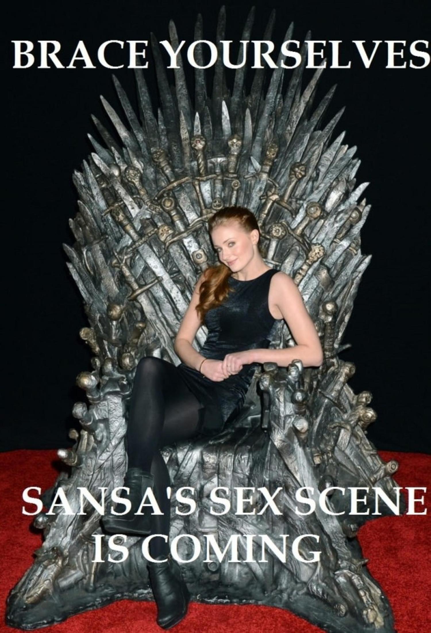 Sansa's sex scene