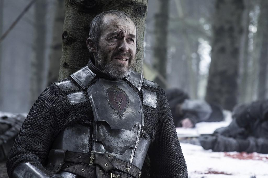 Stannis at the end