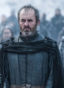 Stannis at the sacrifice