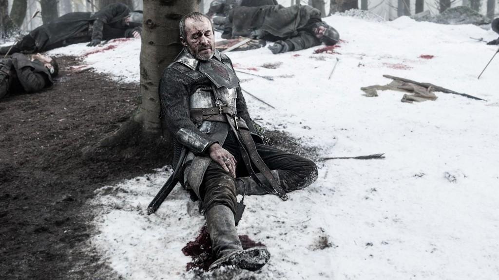 Stannis's end