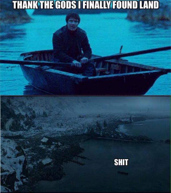 Gendry... shit