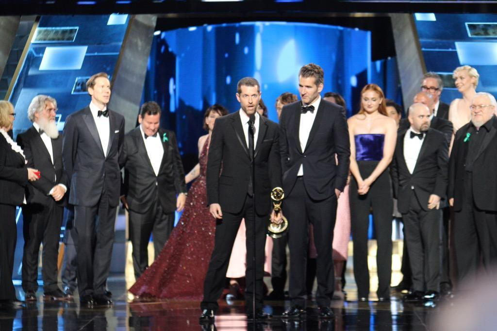 Photo: @TelevisionAcad