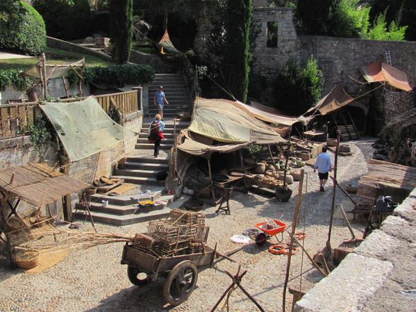Filming Girona 1