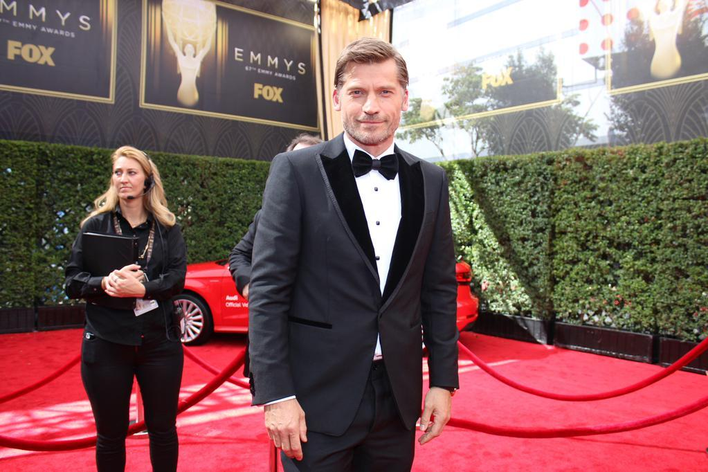 Nikolaj Coster-Waldau Photo: @TelevisionAcad