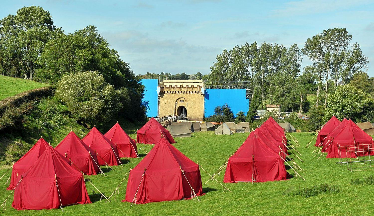 tents game