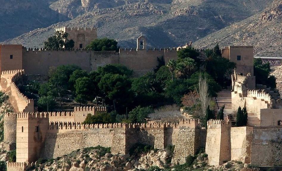 Alcazaba first enclosure