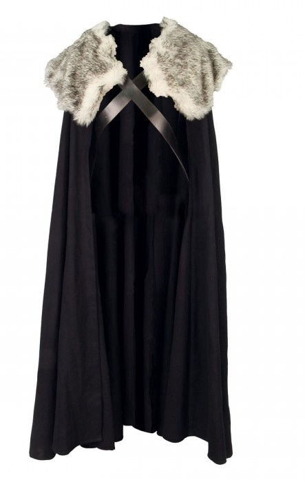 How to Make a Game of Thrones Northerner's Cloak | Simple ...
