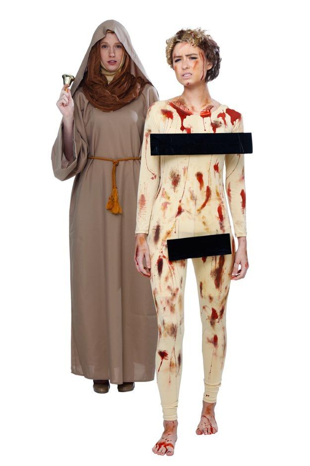 Shame Costume