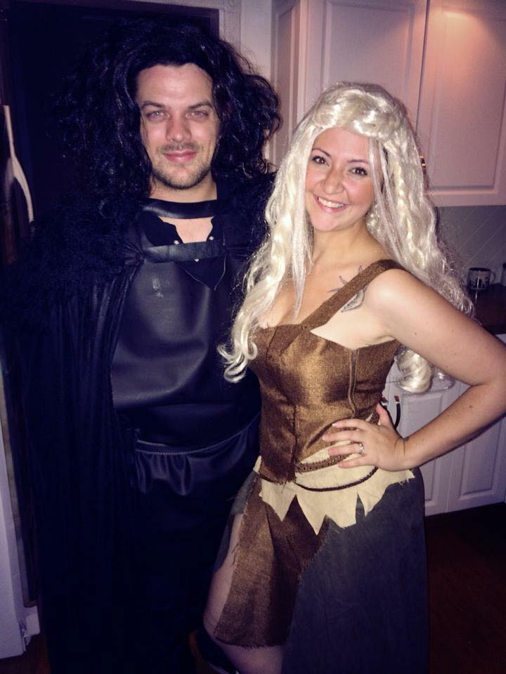 Game Of Thrones Halloween Costume And Pumpkin Compilation