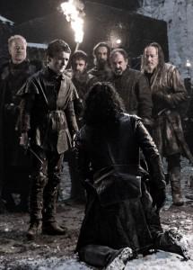 Jon's end