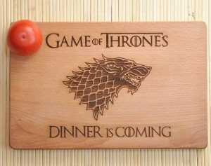 dinneriscoming