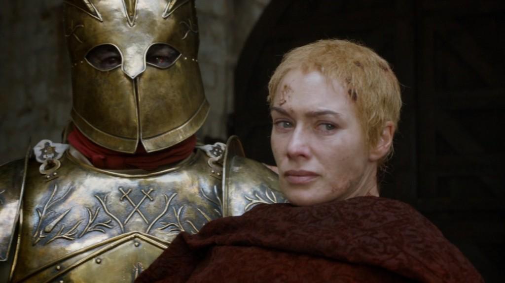 """Cersei's """"redeemer"""""""