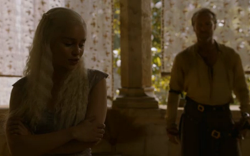 A Man Without Honor Jorah Dany