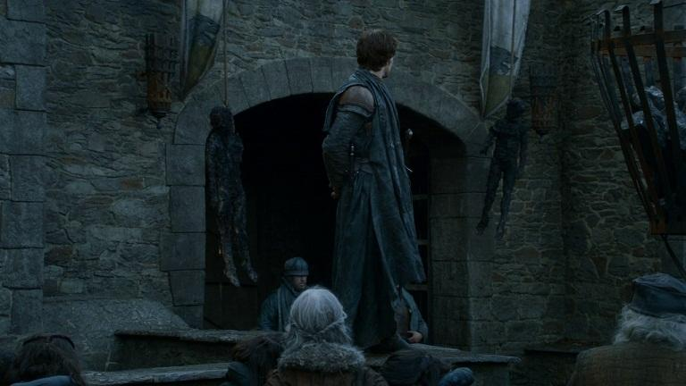 A Man Without Honor Theon 1