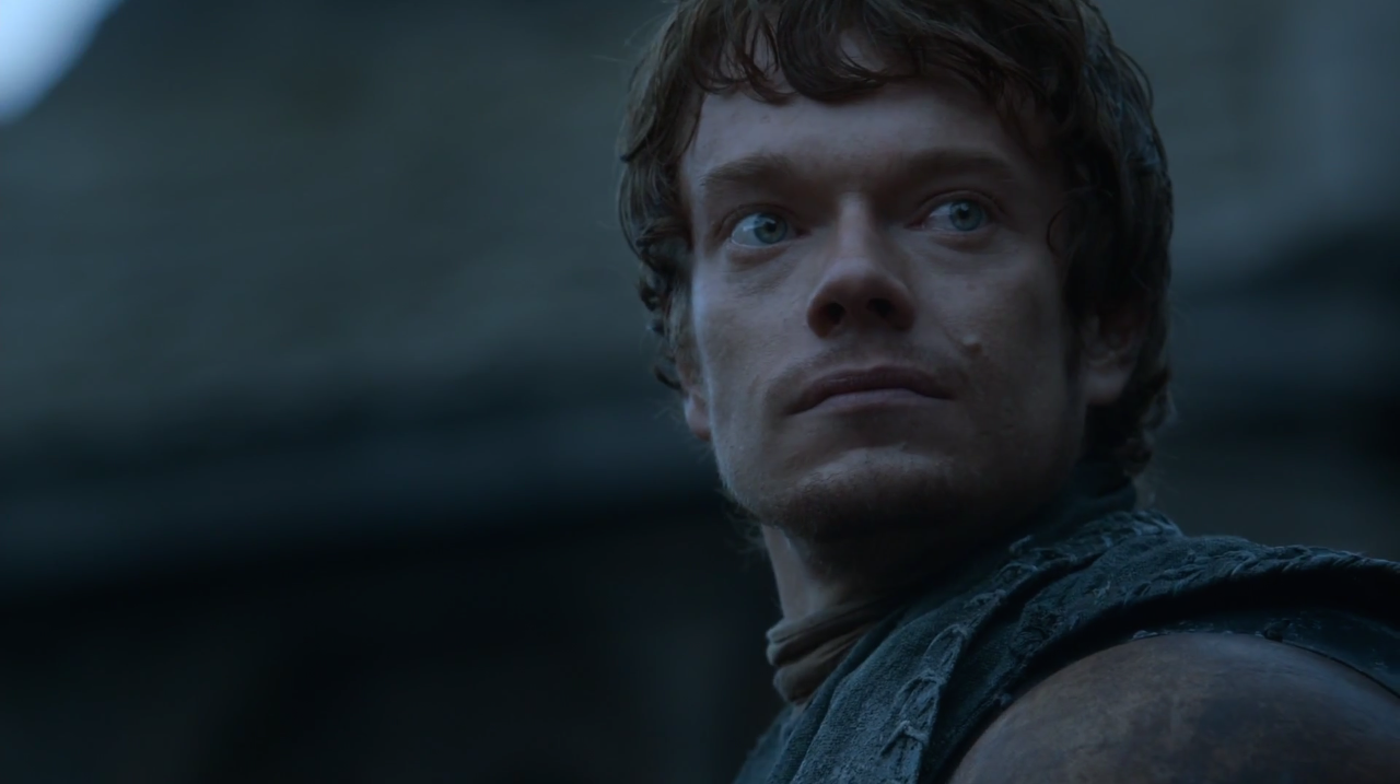 A Man Without Honor Theon 2