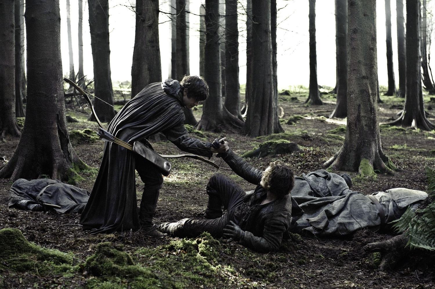 Boy and Theon