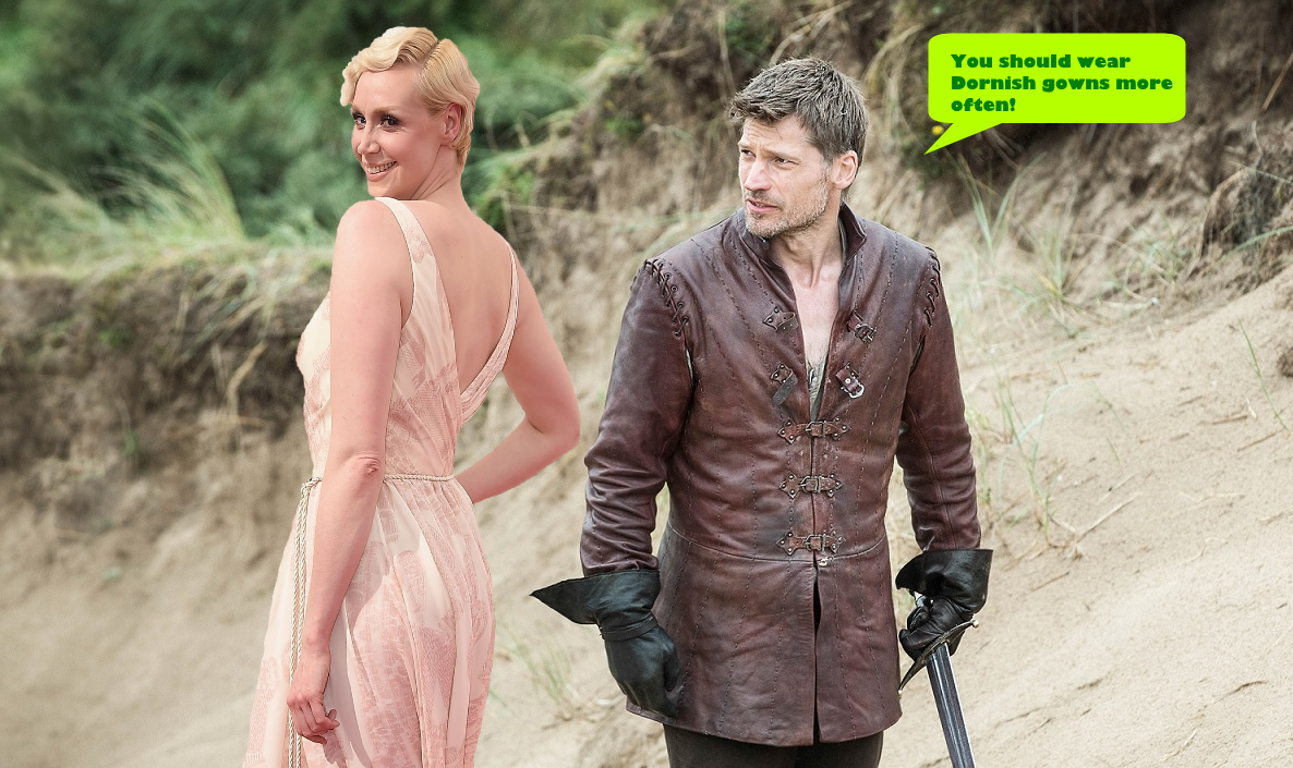 Kevin Also Blogs: Game of Thrones Season 6 Photoshop ...