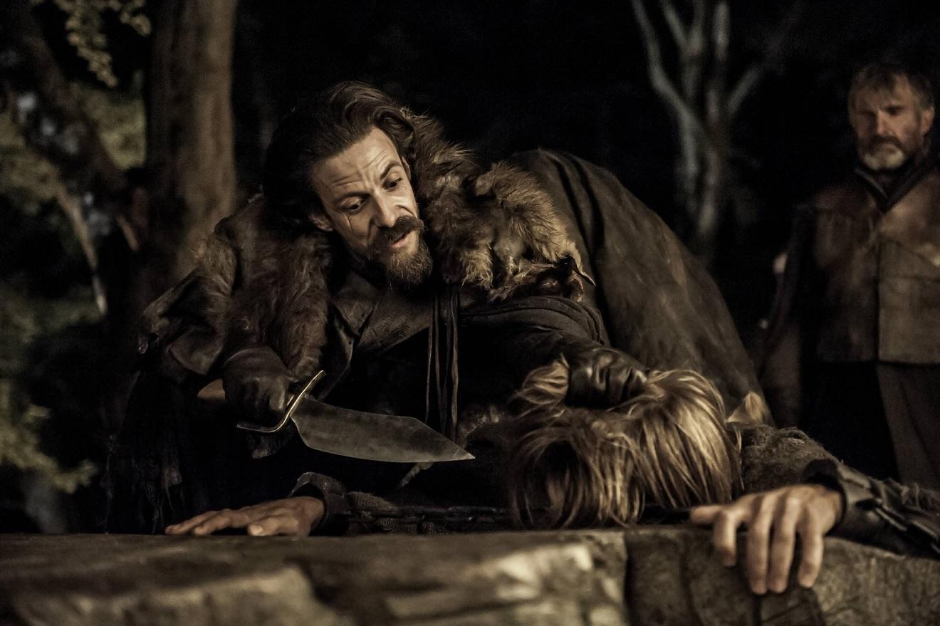 Locke and Jaime