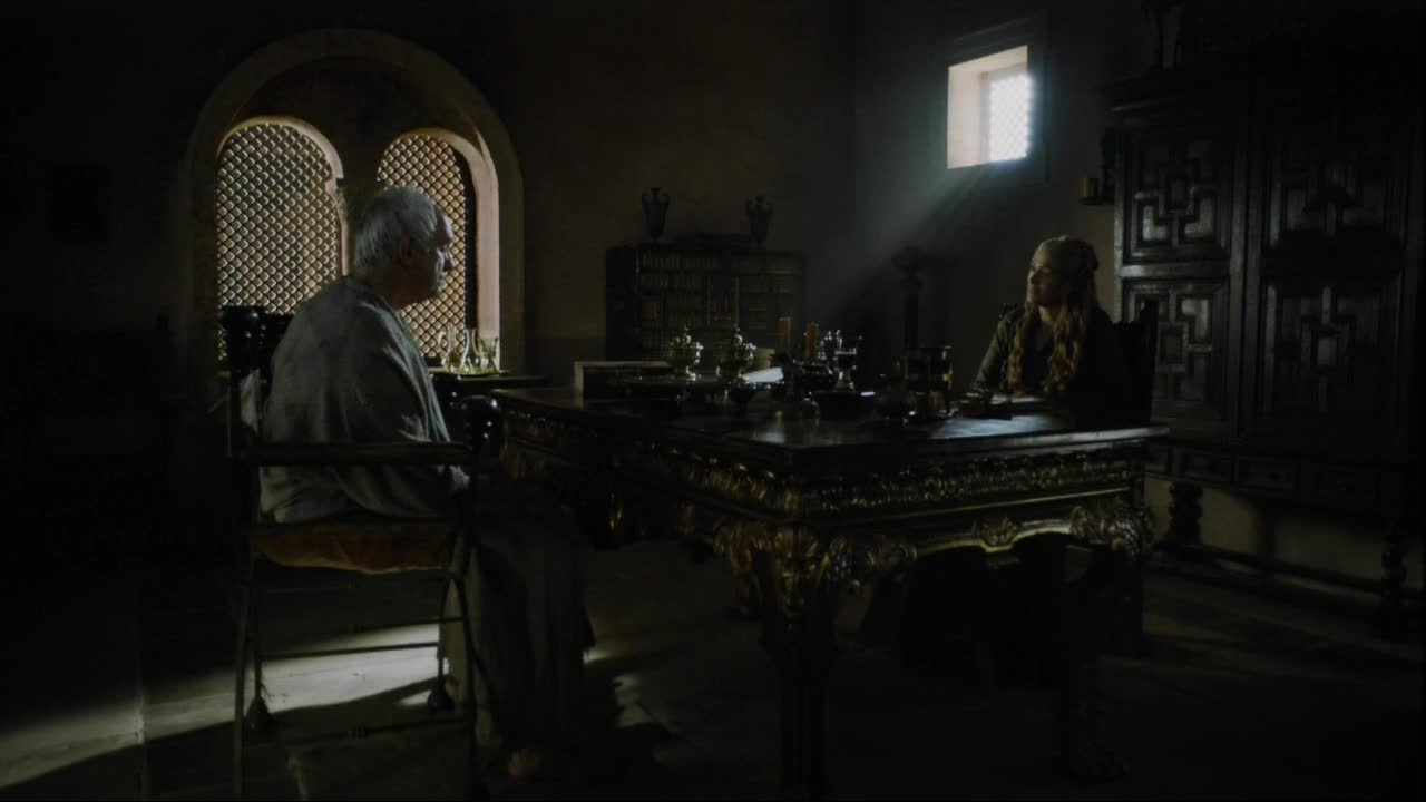 Cersei and the High Sparrow