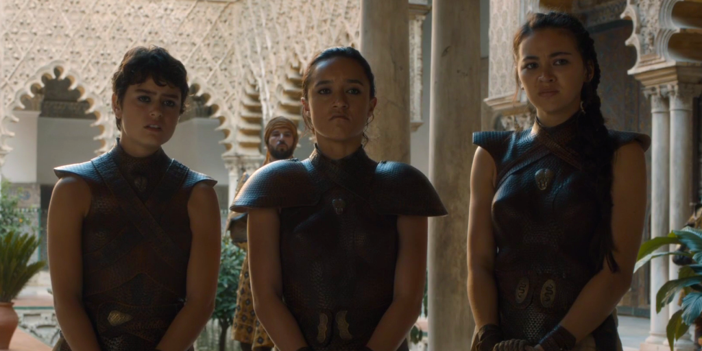 The Sand Snakes