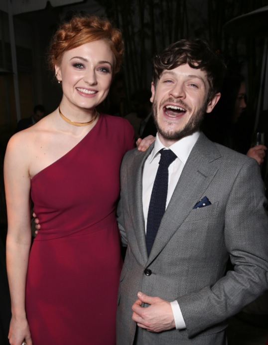 Sophie and Iwan