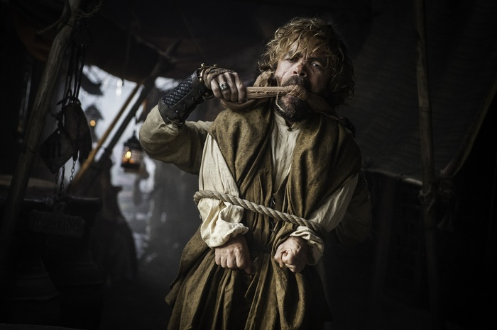 Tyrion captured