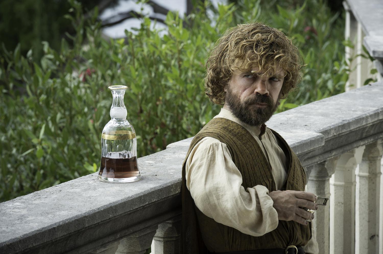 Tyrion drunk